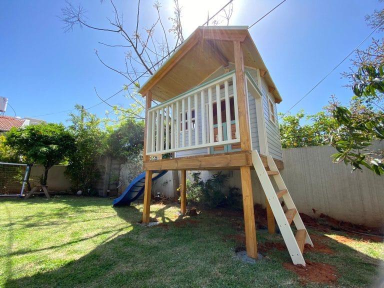 בית עץ לילדים
