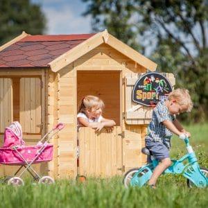 בית עץ לילדים Garden Top דגם M516