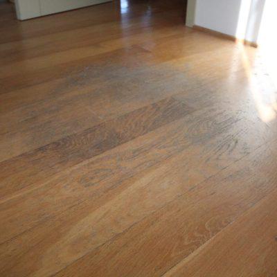 ליטוש פרקט - רצפת פרקט עץ לפני ליטוש
