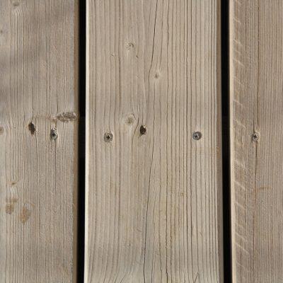 שיפוץ דקים מעץ - ברגי סיבית שלא מתאימים לבנית דק