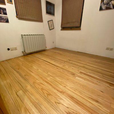 חידוש פרקט - תוצאה מדהימה של רצפה חדשה!